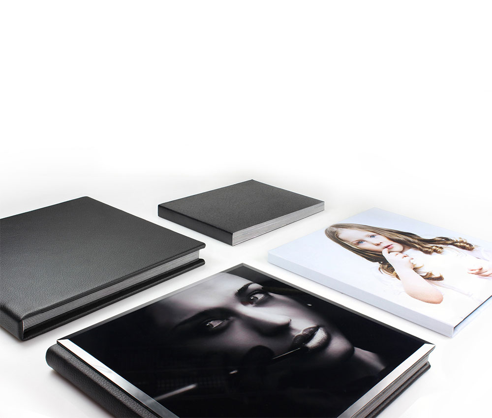 Layflat Photo Books, Flush Mount Albums